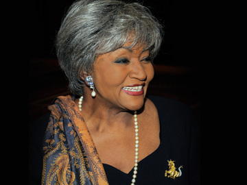Grace Bumbry: Vocal Instructor | Founder of the Grace Bumbry Vocal and Opera Academy